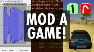 game modding steps